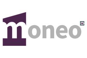 Logo Moneo mit trademark3
